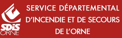 Logo SDIS de l'Orne